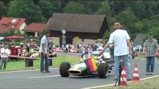 preview picture of video 'Würgauer Bergrennen 2011 Historic 1000cc F3'