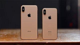 iPhone Xs Max: распаковка и впечатления!