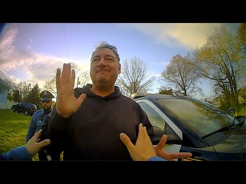 """New Jersey Police Lieutenant Arrested for Drunk Driving; .36% BAC. """"we can't turn our cameras off or anything."""" Double Standards. if cameras were not on."""