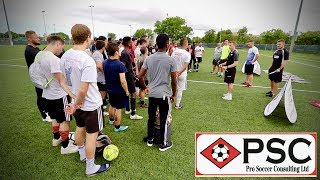What Is A Soccer Combine Like? | VLOG 72