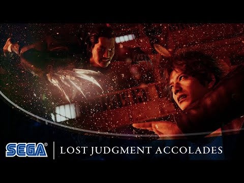 Lost Judgment : Launch Trailer