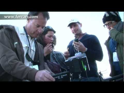 Behind the scenes - Ferrari F12berlinetta