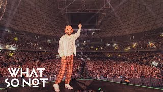 What So Not - Live @ Lollapalooza Chile 2018