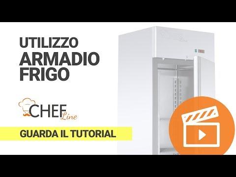 Armadio frigo: guida all'utilizzo - ChefLine.it