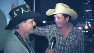 Mark Chesnutt and Tracy Byrd interviewed by Jim King