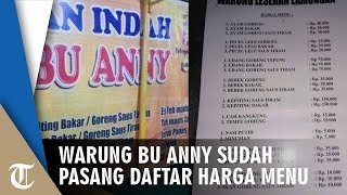 Viral karena Harga Seafood Capai Rp1,7 Juta, Harga Seafood Warung Bu Anny Kini Terjun Bebas