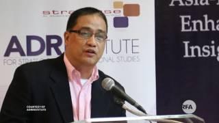 Tự thân Philippines bất nhất về vấn đề tranh chấp Biển Đông