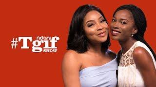 Rumour Has It's  Linda Ihuoma Ejiofor and Jemimah Osunde on the NdaniTGIFShow