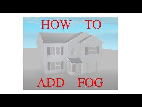 Roblox Tutorial How To Make Lava Any Killing Brick Roblox Studio How To Add Fog Apphackzone Com