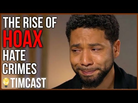 Jussie Smollet and The Rise of HOAX Hate Crimes