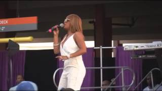 Cherrelle Live @ BHCP 2013 - 'You Look Good To Me'