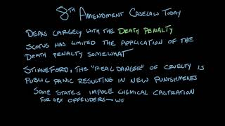 The Eighth Amendment | National Constitution Center | Khan Academy