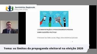 Eleições 2020: Os limites da propaganda eleitoral