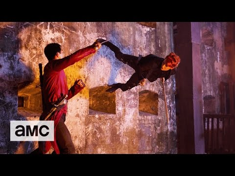 Into the Badlands: The Complete Season 1 Fights