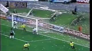 Hace 25 años Colombia le ganaba 5-0 a Argentina