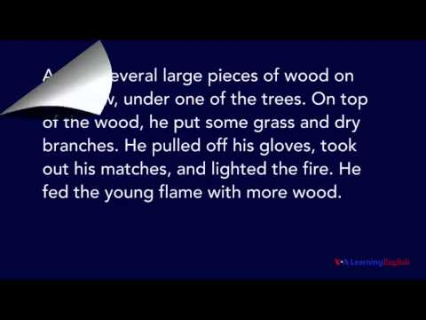 "Short Stories: ""To Build a Fire"" by Jack London"