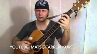 Sarah Connor   Bedingungslos   Akustik Gitarre Song Tutorial