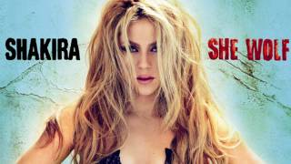 Shakira - Men In This Town (Audio)