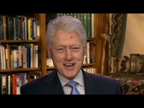 , title : 'Mandela tricks Clinton into bidding on Castro's rum'