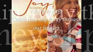 Every Moment -- Joy Williams (Lyrics)