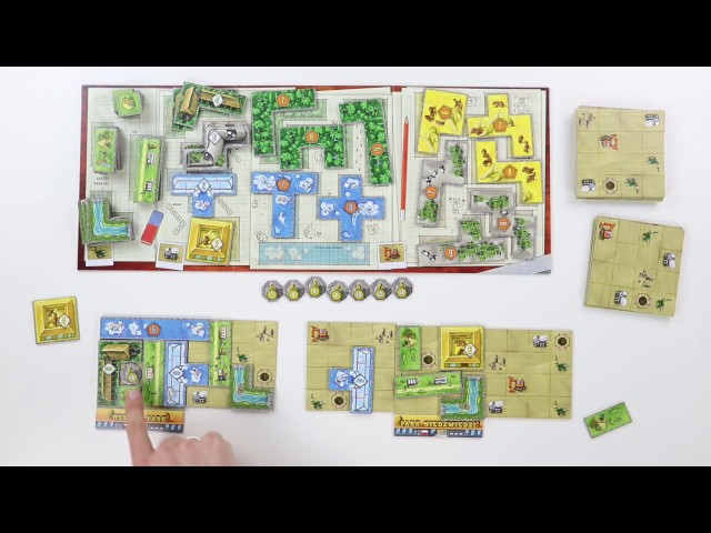 Gry planszowe uWookiego - YouTube - embed i2jqTJfXyAA