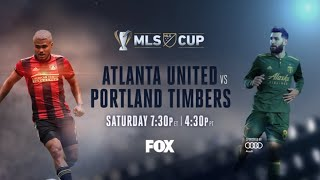Atlanta United vs. Portland Timbers | MLS Cup on FOX