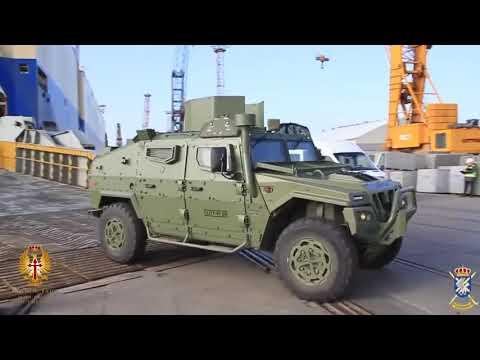 """Brigada """"Galicia"""" VII 2020 (Vídeo: Ejército de Tierra español)"""