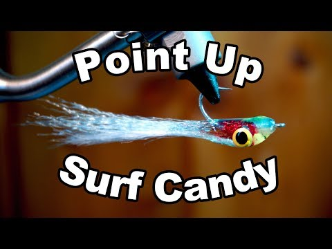 Point Up Bleeding Surf Candy