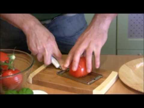 Уред за рязане на домат Tescoma Presto