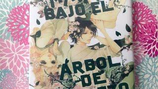 Reseña manga- Mátame bajo el árbol de cerezo/ UNA BONITA HISTORIA DE AMOR!