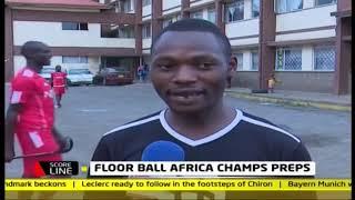 Floorball Africa championships preparations| KTN SCORELINE