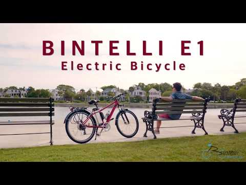 2018 Bintelli E1 Electric Bicycle in Jacksonville, Florida - Video 1