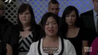 Glee - Pure Imagination (Full Performance with Lyrics)
