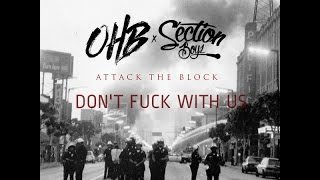 Chris Brown - Don't Fuck With Us (Lyrics) - Attack The Block HD
