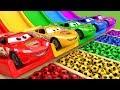 Mcqueen Car Assembly Surprise Soccer Ball Street Vehicl