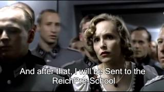 Hitler Finds out that his Math Test Results are Bad