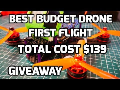budget-fpv-racing-drone--maiden-flight--giveaway