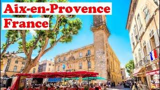 preview picture of video 'Aix-en-Provence, França'