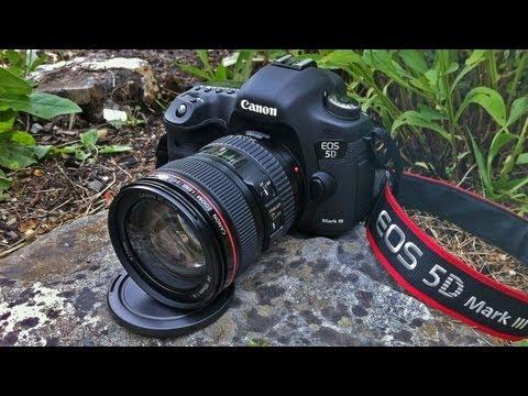 Canon EOS 5D Mark III Review