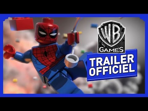 LEGO Marvel Super Heroes : L'Univers en P�ril IOS