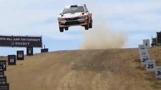 WRC | Rally Maximum Attack, On The Limits, Flat Out Moments | Compilation 2017-2018