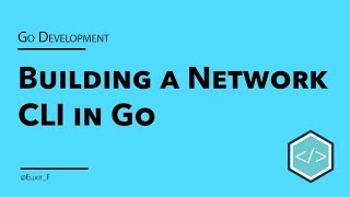 Building A Network Command Line Interface Tool In Go