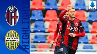Bologna 1-1 Hellas Verona | 10-Man Bologna Hold On To Draw After Late Borini Equaliser | Serie A TIM
