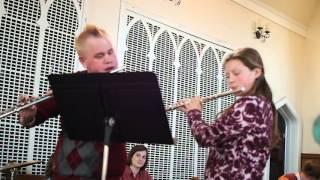 Oct 17 Flute Recital