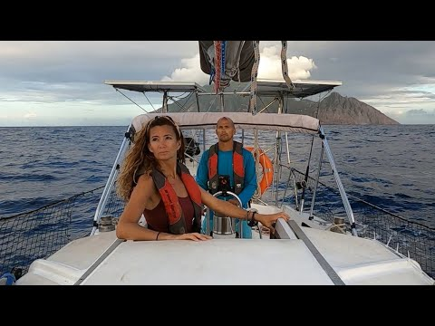 Won't be able to repair this AGAIN, Gone with the Wind | Beau and Brandy Sailing