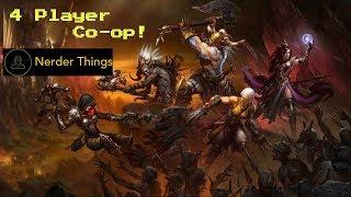 LIVESTREAM Diablo 3 *Endgame* GR 65+ Solo Rifting