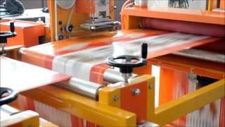 ESMAK BMS80 TAKVİYELİ POŞET KESİM MAKİNASI-ESMAK PACHT HANDLE BAG CUTTING MACHINE