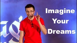 Imagine Your Dreams | 21 Days Challenge | By - Sandeep Maheshwari