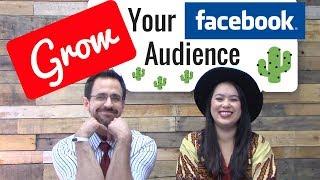 How To Grow Your Facebook Audience | Fundraising Tips
