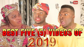 BEST FIVE (5) VIDEOS OF SAMSPEDY COMEDY 2019